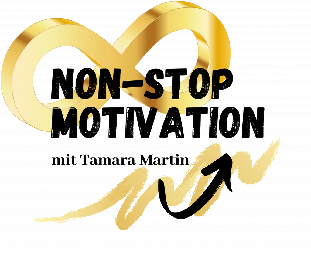 Logo Onlinekurs Non-Stop Motivation Tamara Martin Mindset Body&Mind Coach