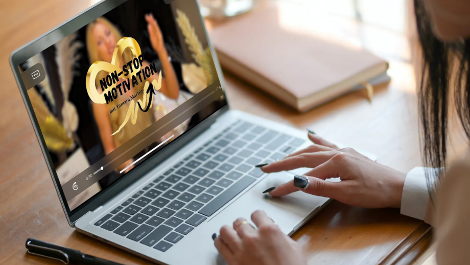 Kontakt Tamara Martin Body&Mind Coach Non-Stop Motivation Onlinekurs