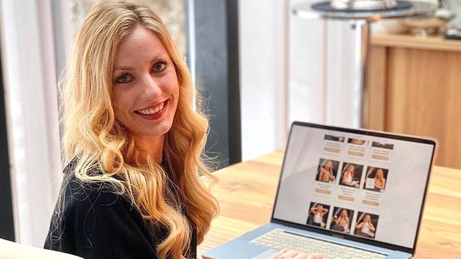 Tamara Martin Kontakt Onlinekurs Non-Stop Motivation Body&Mind Coach